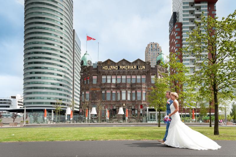Weddingplanner Rotterdam, foto studio Dijkgraaf