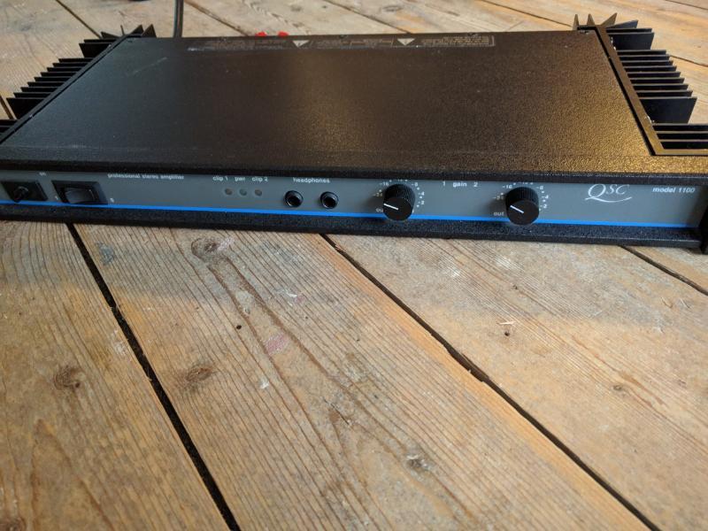 stil, compact en prachtig geleid: QSC1100