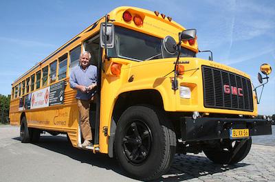 Mijn Amerikaanse schoolbus