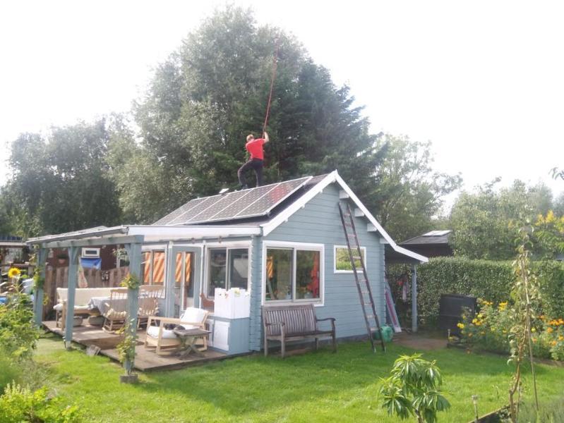 Verticallife Tiny house