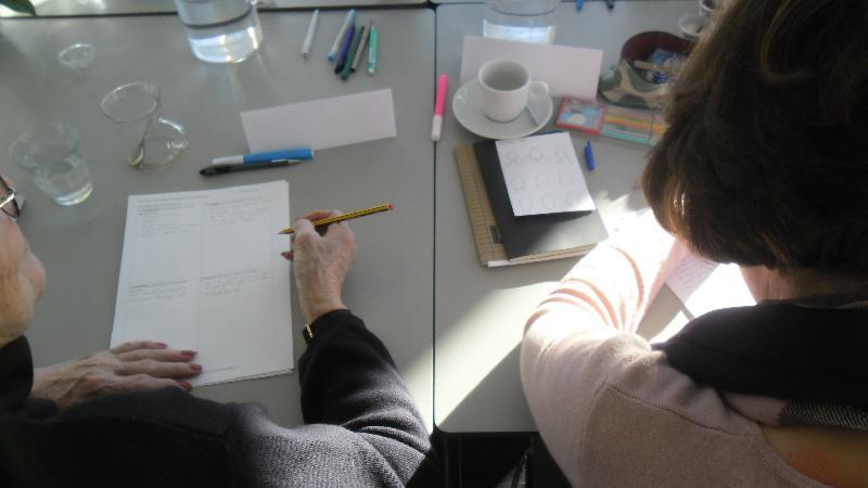 Tijdens de workshop schrijf je een korte, krachtige tekst die de waarde en het belang van jouw idee, product of missie duidelijk maakt.