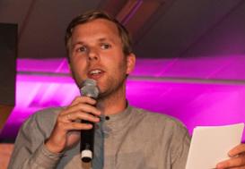 Presentatie Museumnacht 2013 in Den Haag