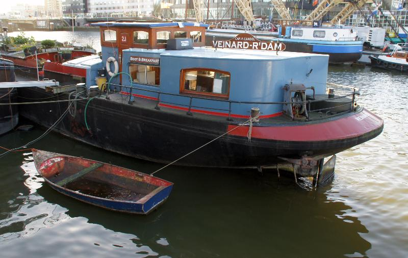 leukste Boot&Breakfast in Rotterdam